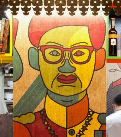 Tanoon Mai Restaurant portrait thai