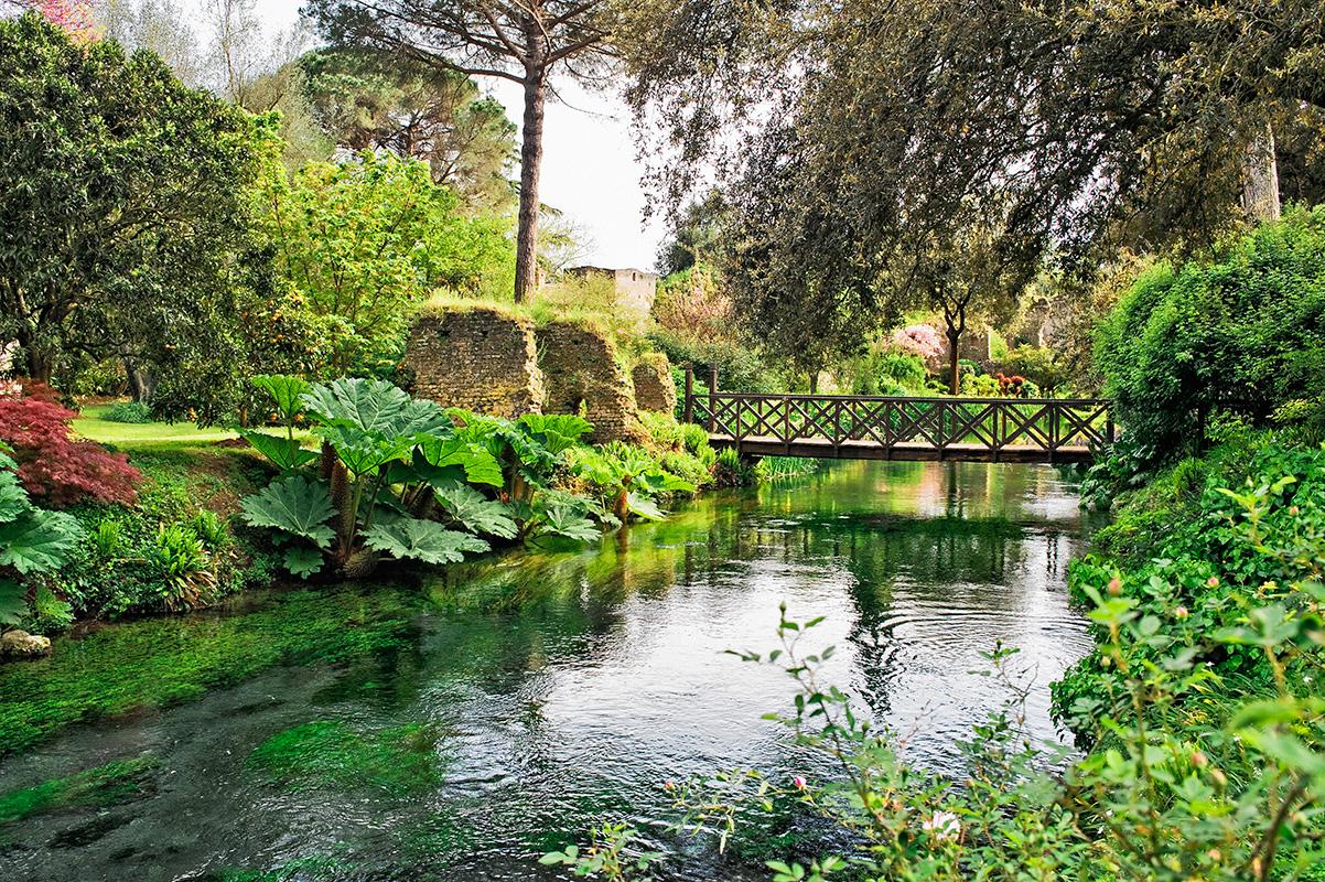 Giardini di ninfa i pi bei giardini del mondo for I giardino di ninfa