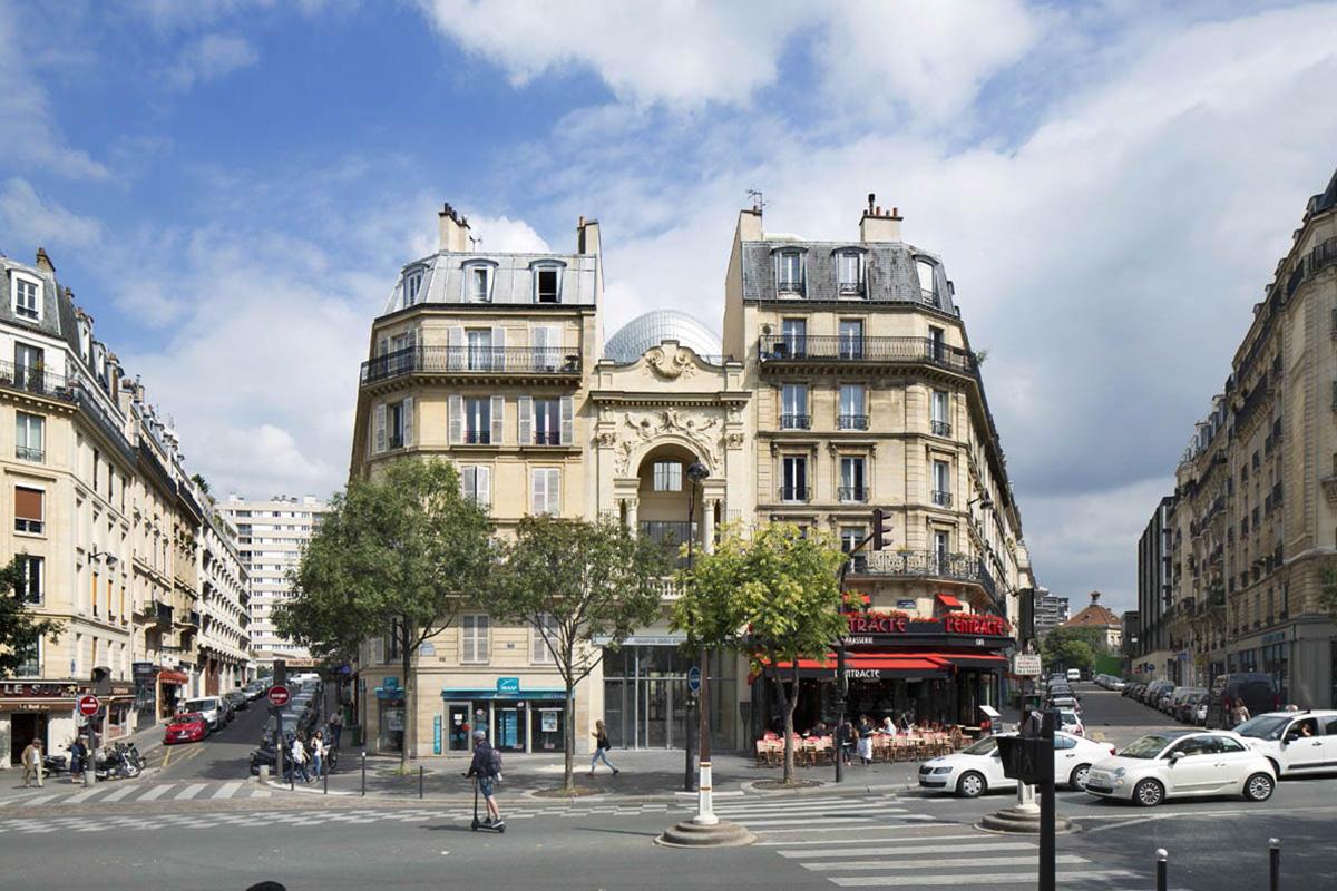 PatheFondation_streetview_Paris