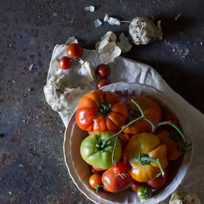 tomatoes by valentina solfrini
