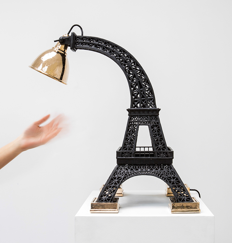 STUDIO JOB_Eiffel Tower Lamp