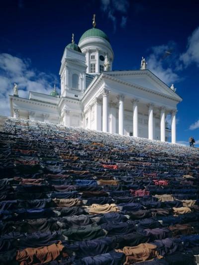 Kaarina Kaikkonen, 2000, Helsinki Cathedral, Finland