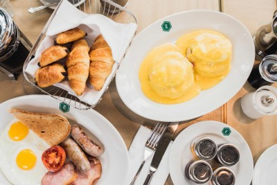 Brunch al The Continental.