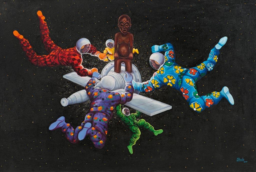 Il dinamismo artistico del Congo è anche intrinsecamente legato all'onnipresenza della musica nella vita cittadina.