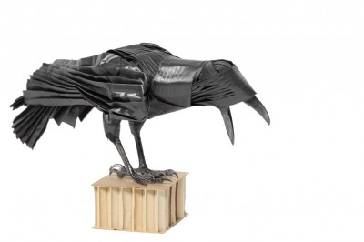 Cloth-and-Paper-Avian-Sculptures_5