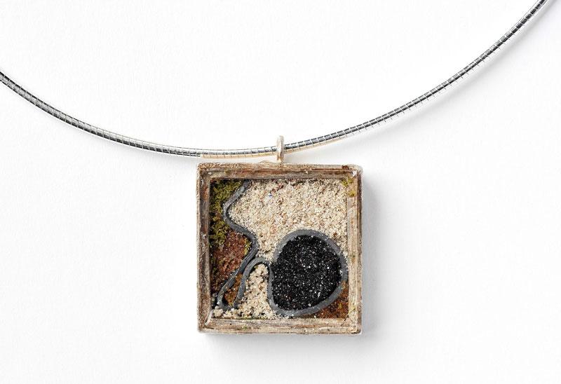 necklace francesca Mo