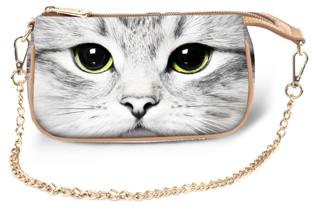Beatrice bag cats as friends