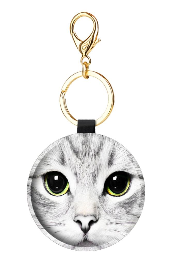 key ring cat as friends