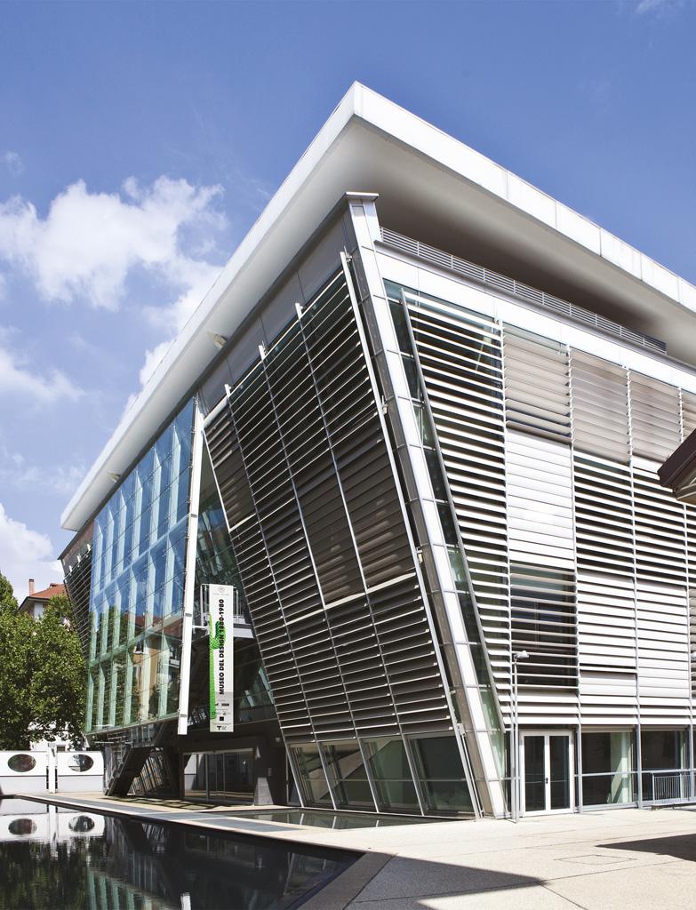 Design Museum in Milan at VIa Borsi 9