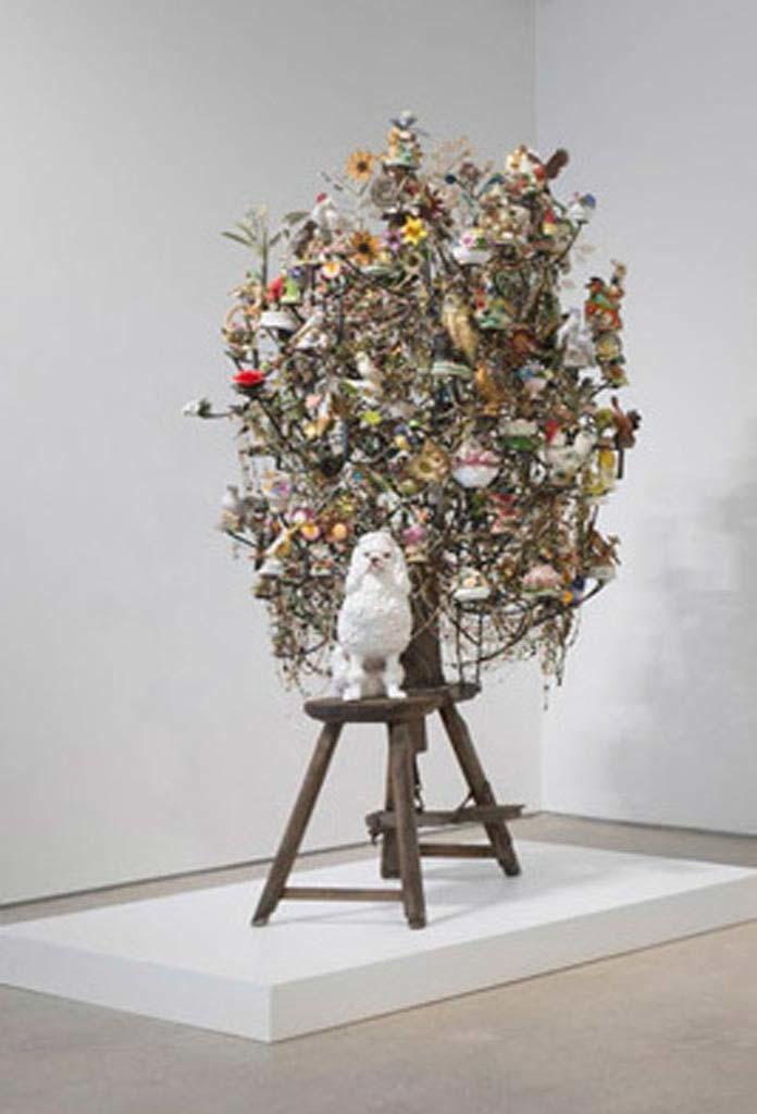 La forza e la capacità trasformativa dell'arte sono al centro del lavoro di Nick Cave, le cui opere sono uniche e estremamente memorabili