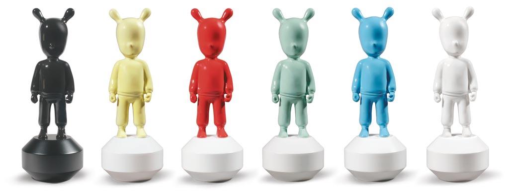 Figurine Luminose The Moodboarders